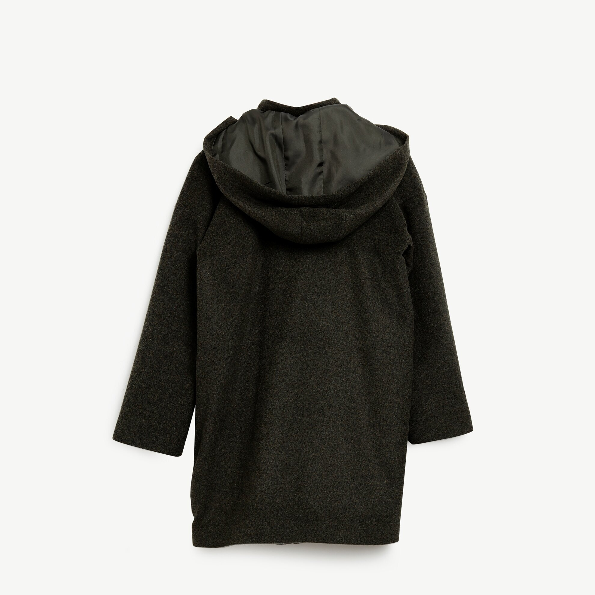 Damen Mantel mit Nähten