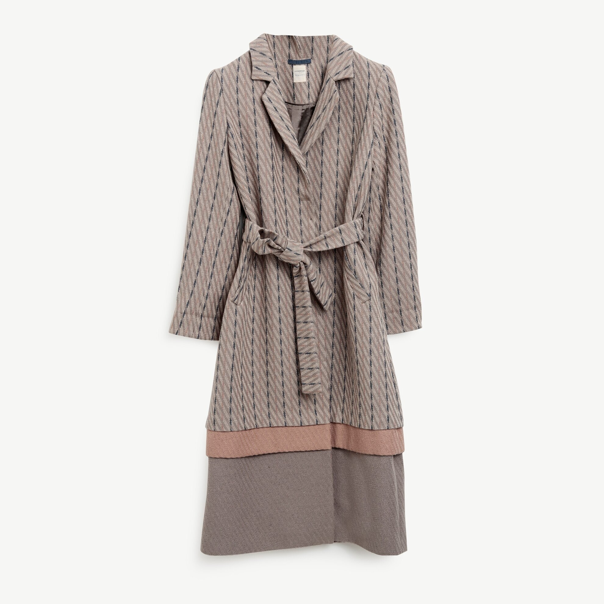 Katmanlı Uzun Palto
