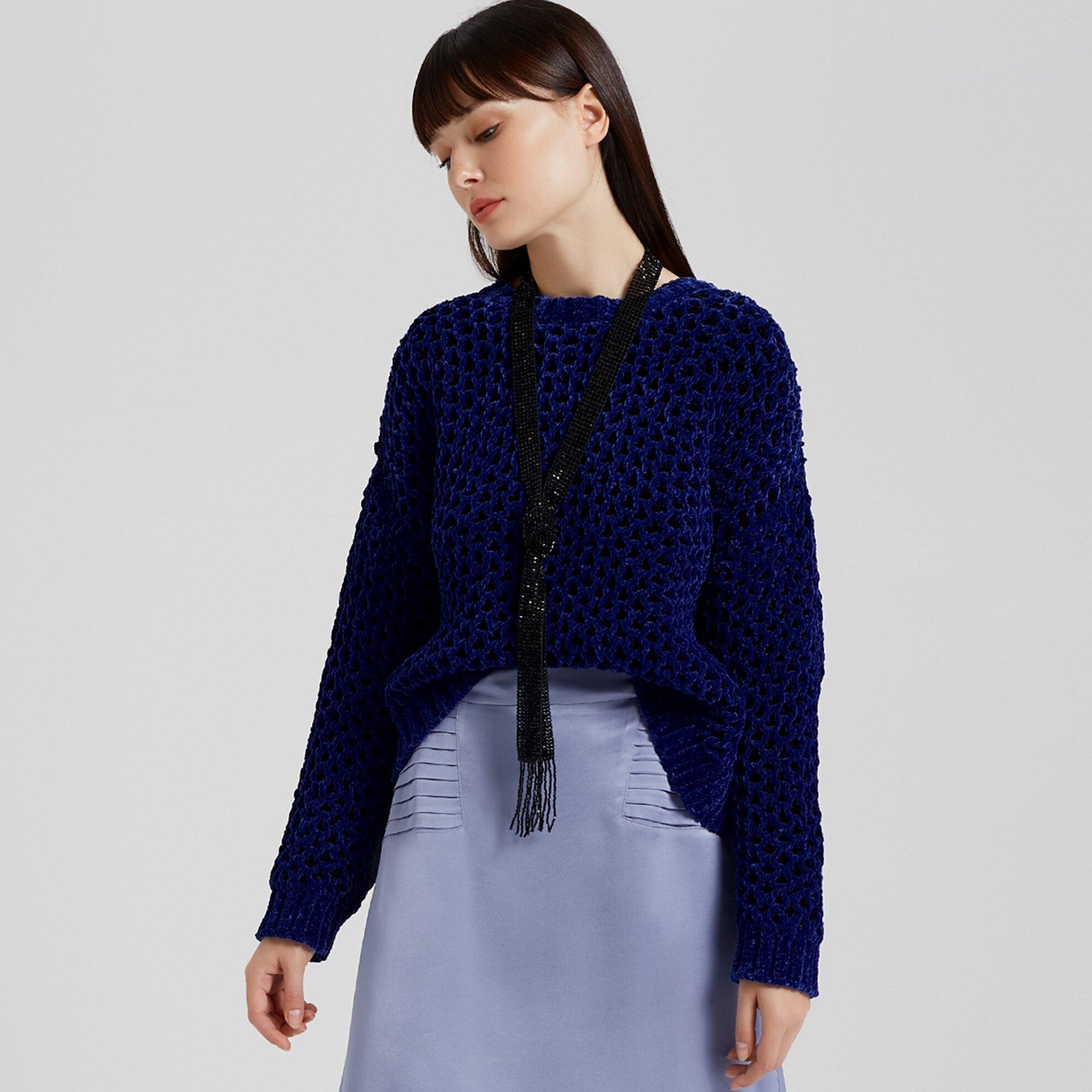 Side Folded Skirt