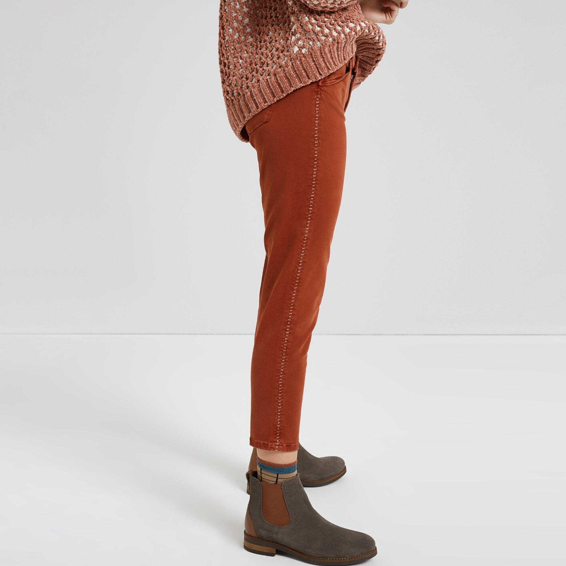 Dikiş Detaylı Pantolon