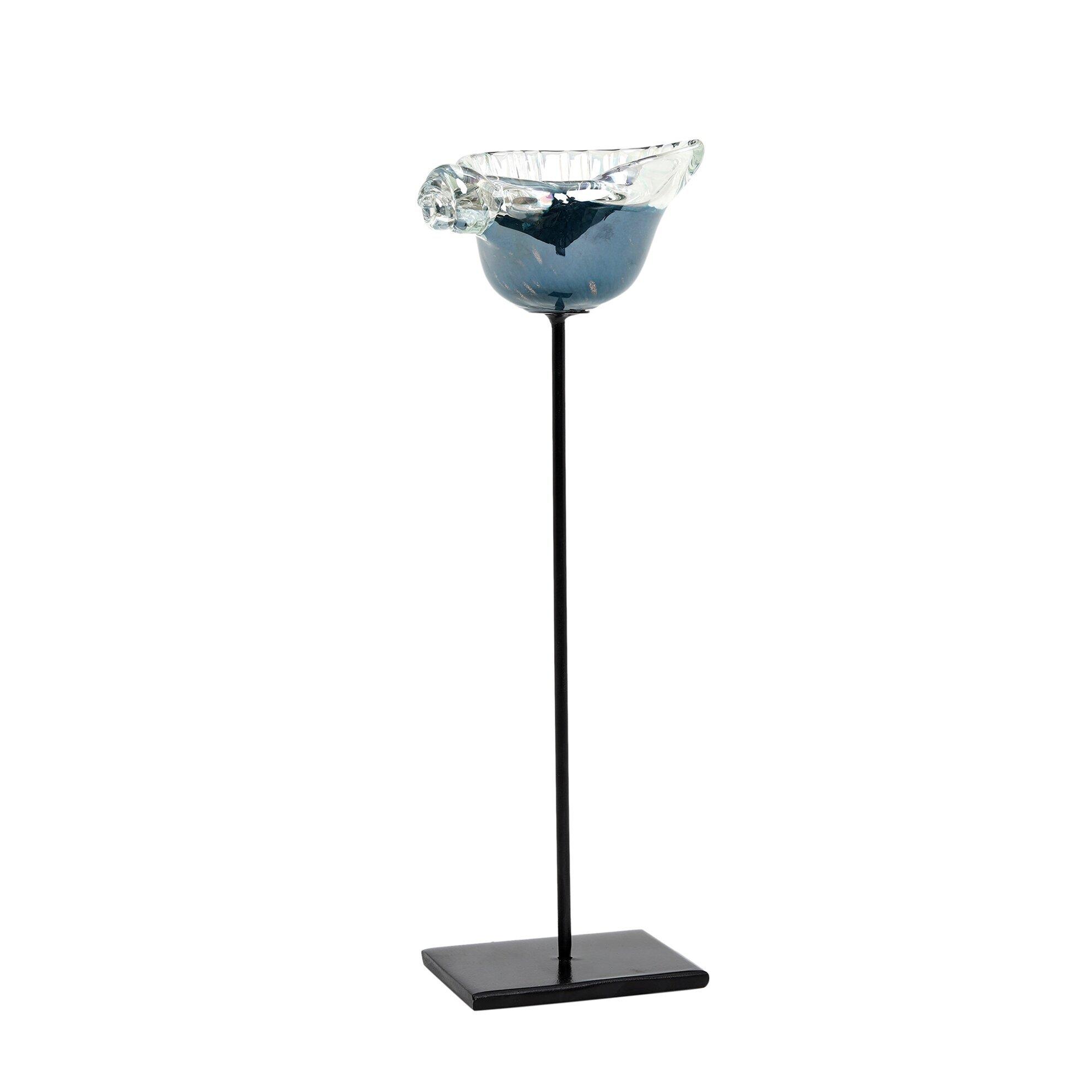 Dekoratif Obje - Deniz Kabuğu (8x11x27cm)