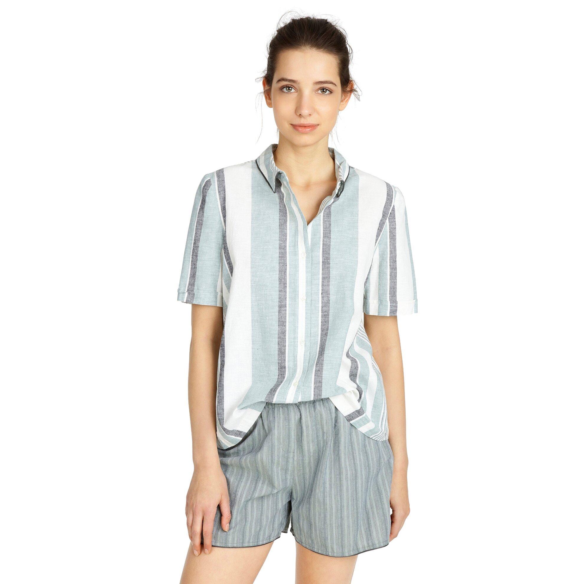 Short Sleeve Pyjama Top