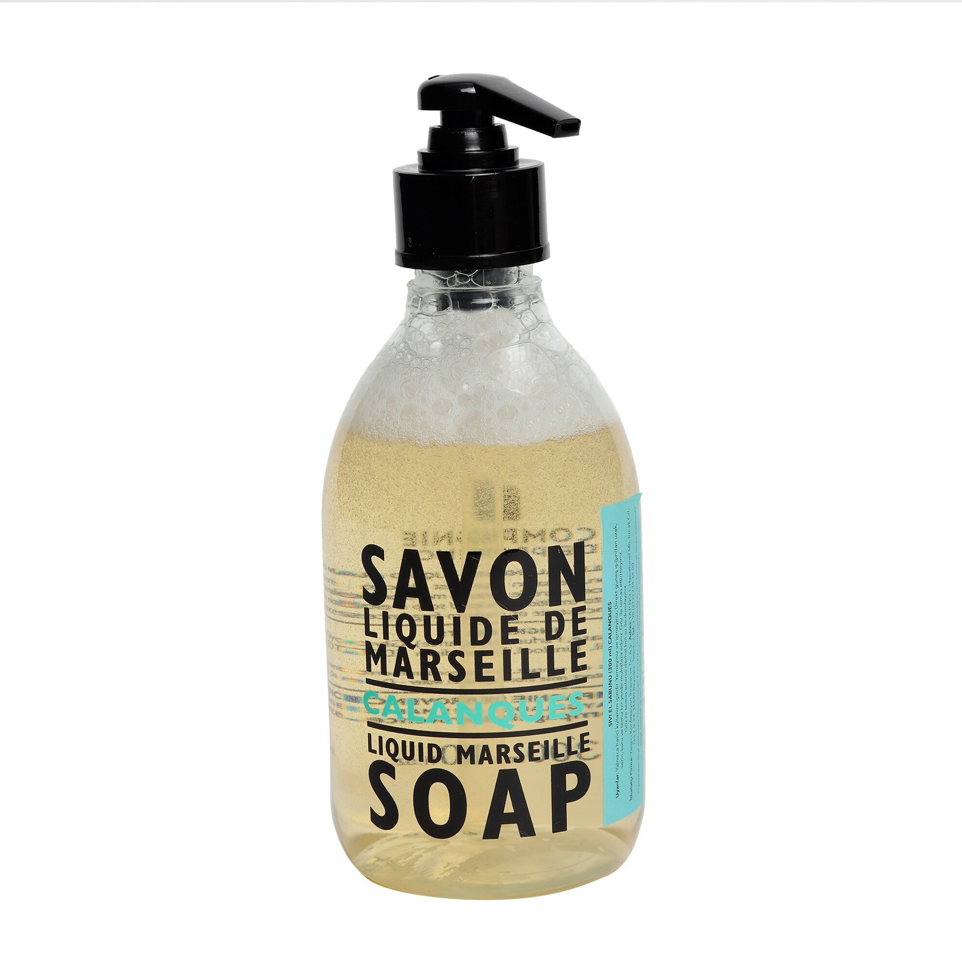 Liquid Marseille Soap (300 Ml) Calanques