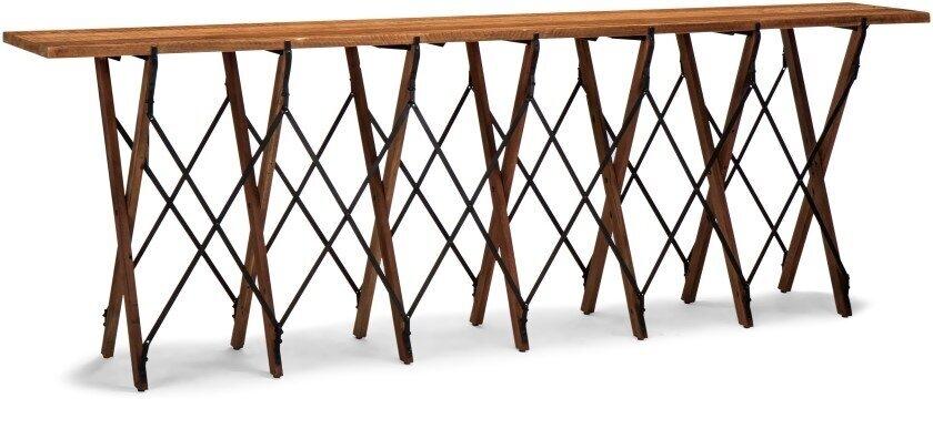 Makaslı Masa (40x263x87cm)