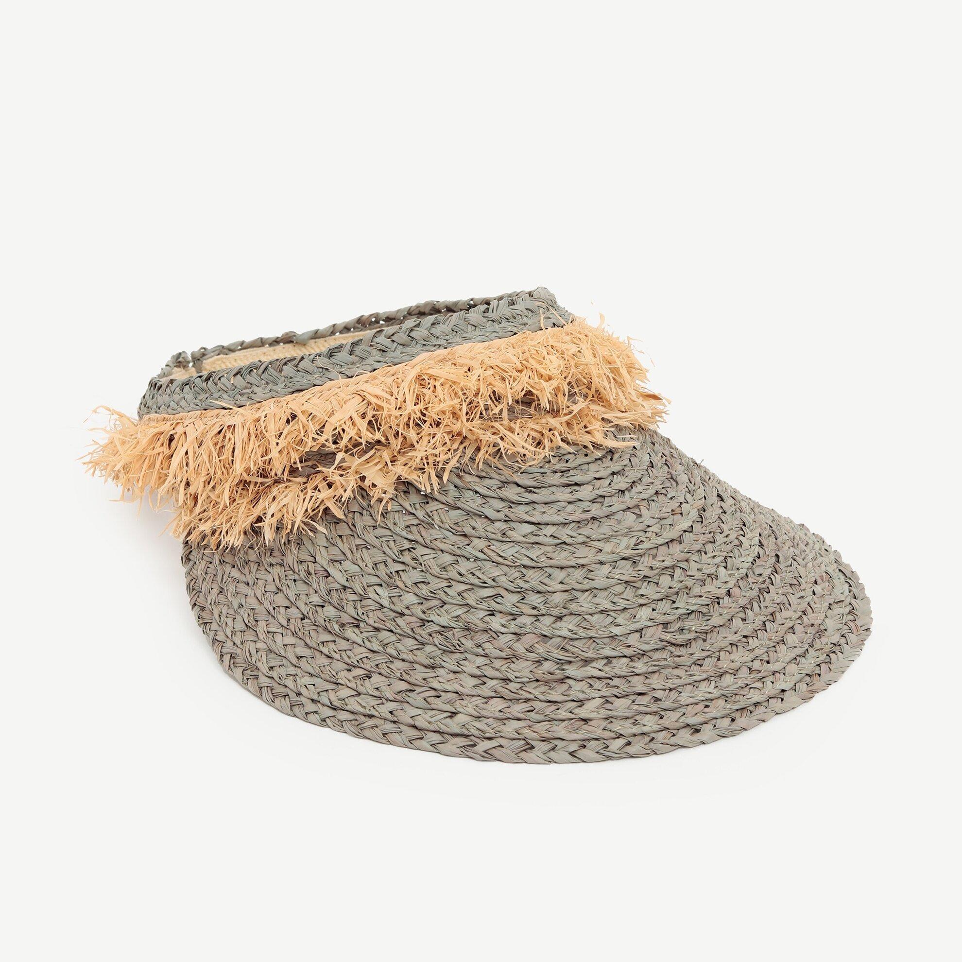 Açık Arkalı  Vizör Şapka