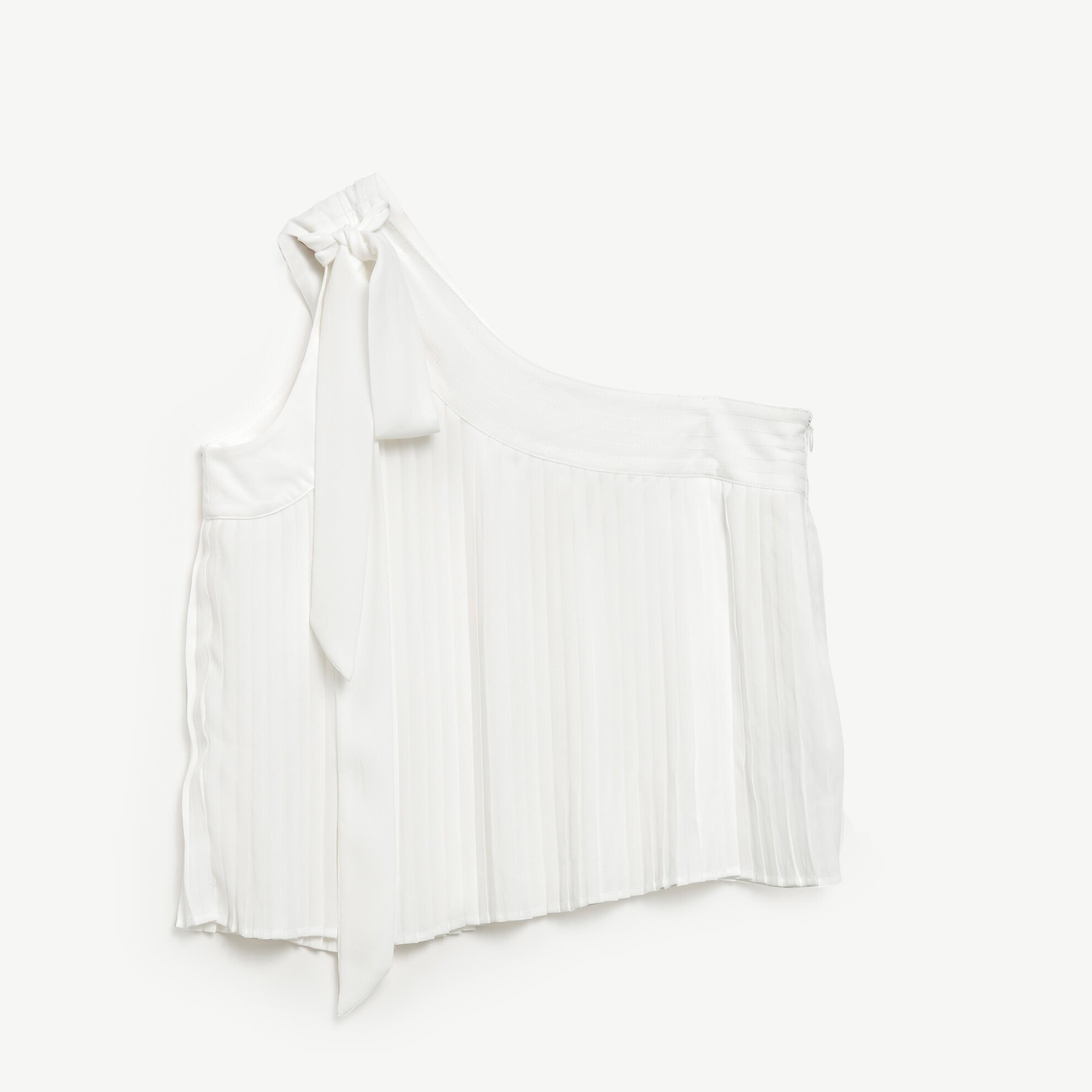 Bağcık Detaylı Bluz