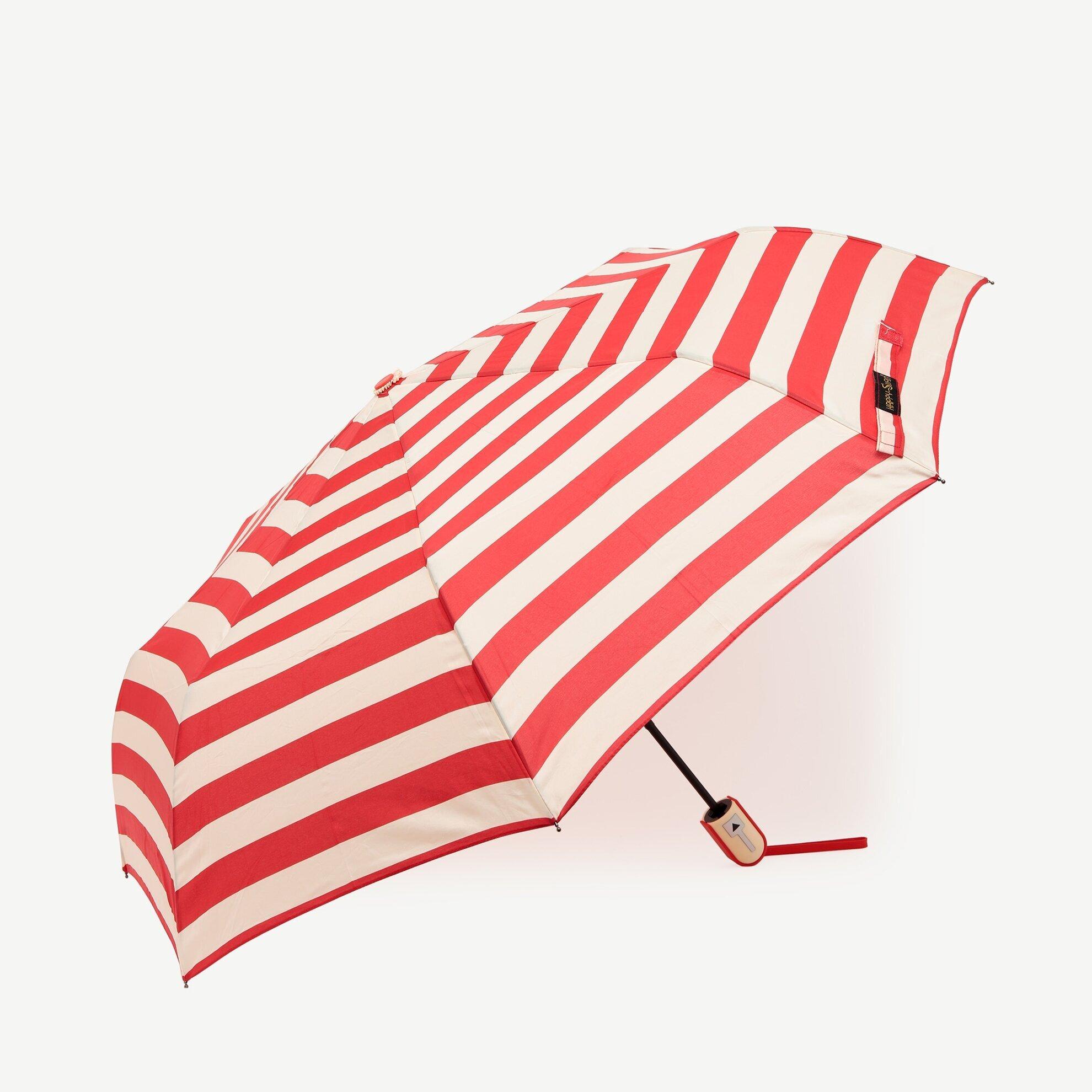 Kalın Yatay Çizgili Şemsiye
