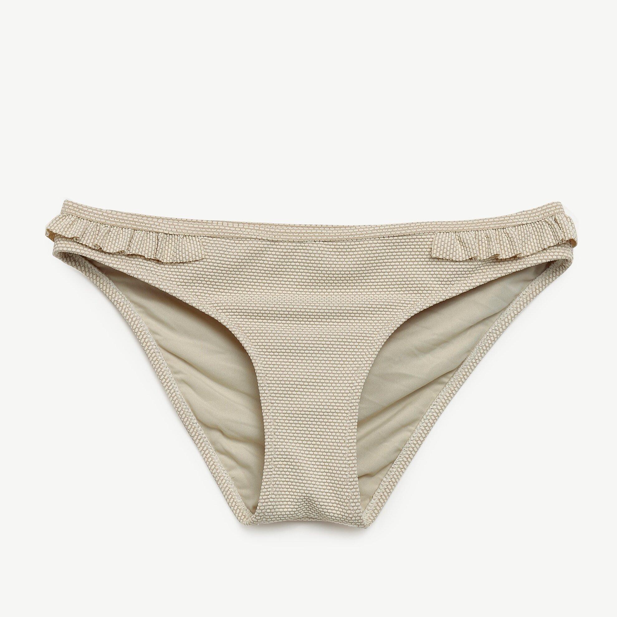 Askı Detaylı Bikini Alt