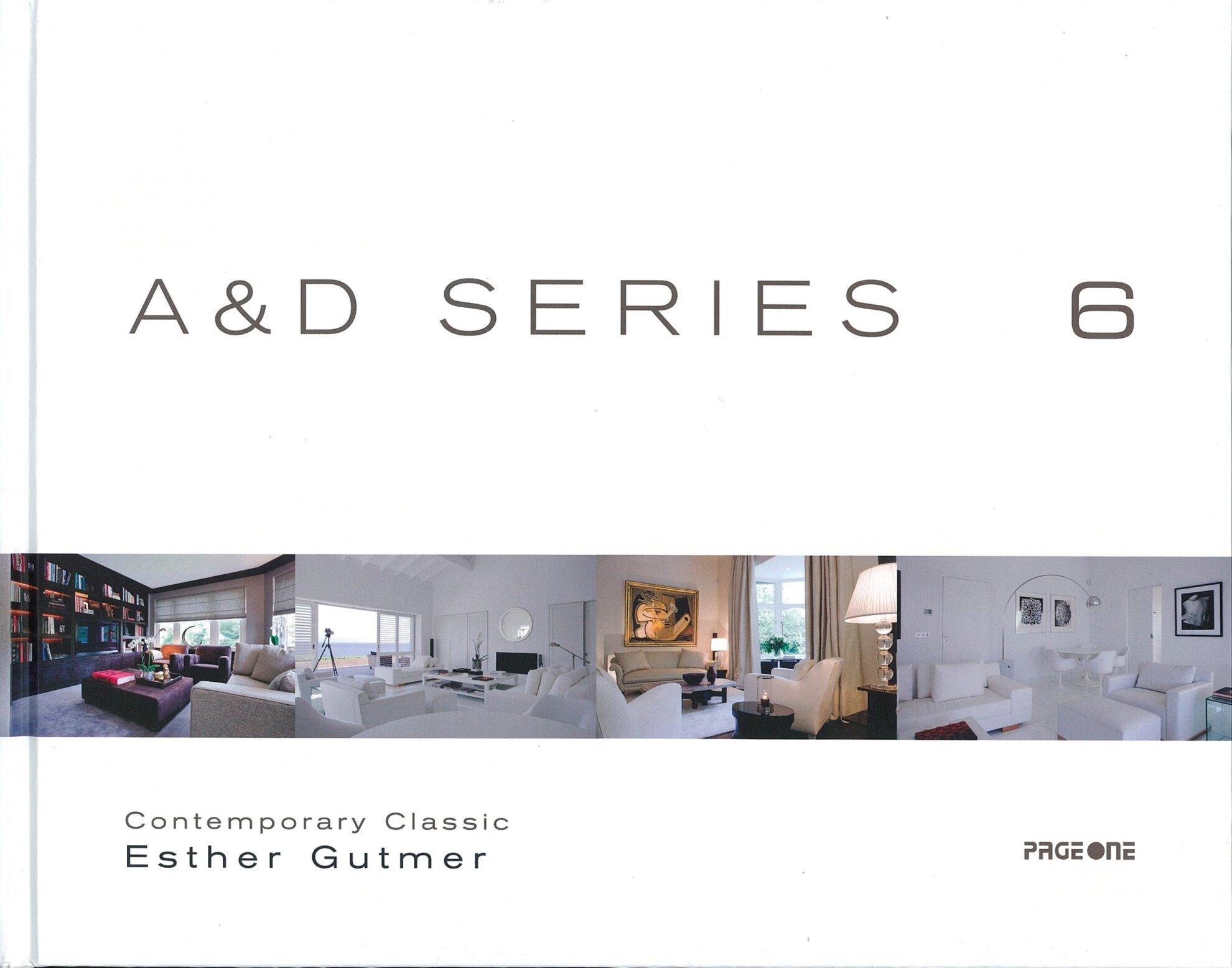 A&d Serıes 6:contemporary Classıc