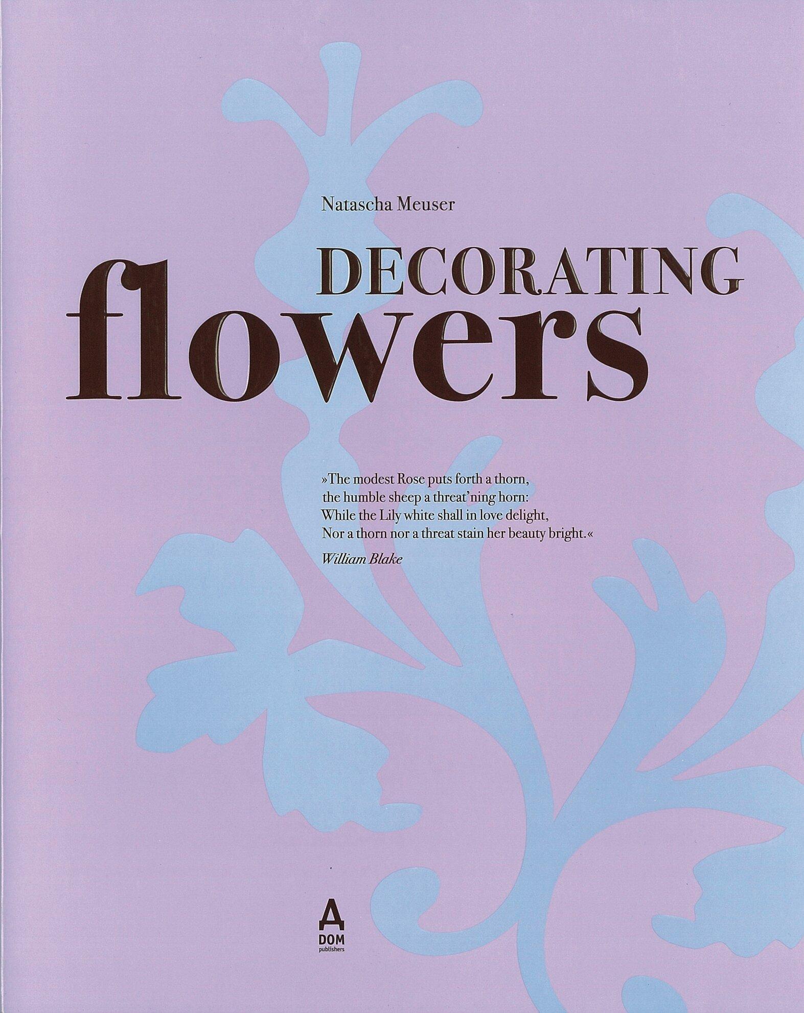 Decoratıng Flowers