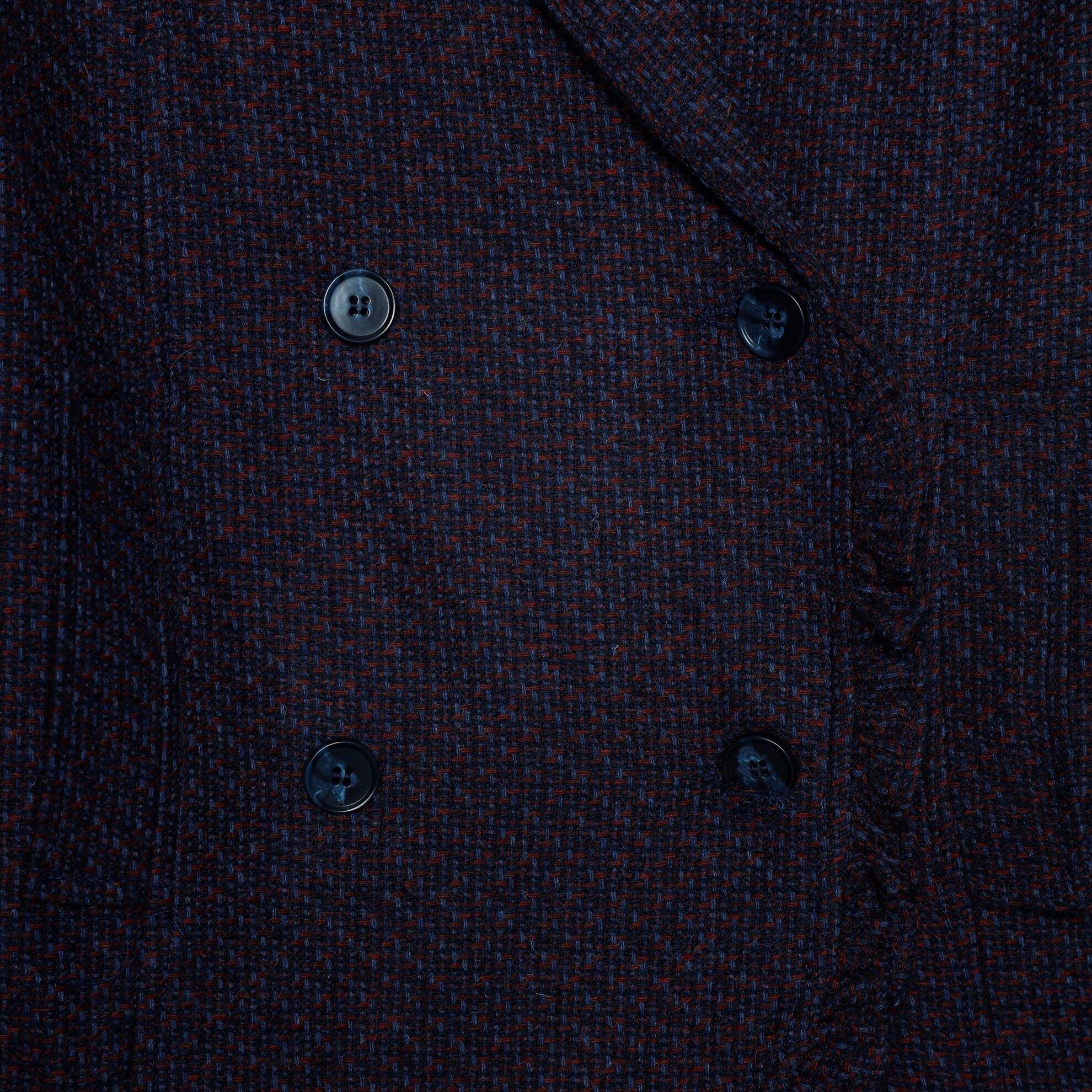 Fırfır Detaylı Palto