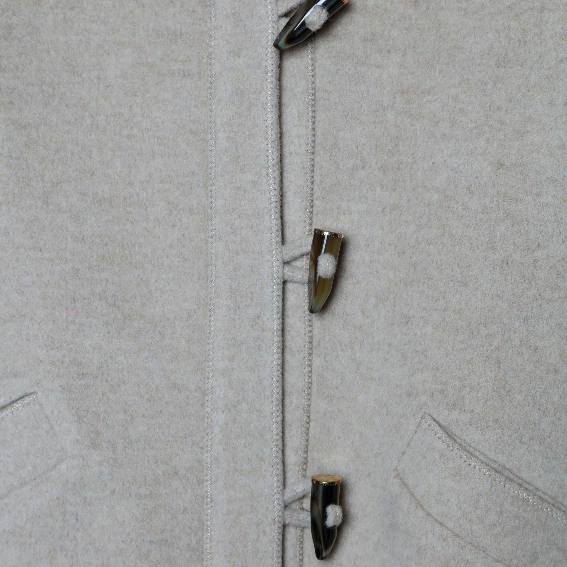 Çoban Düğmeli Palto