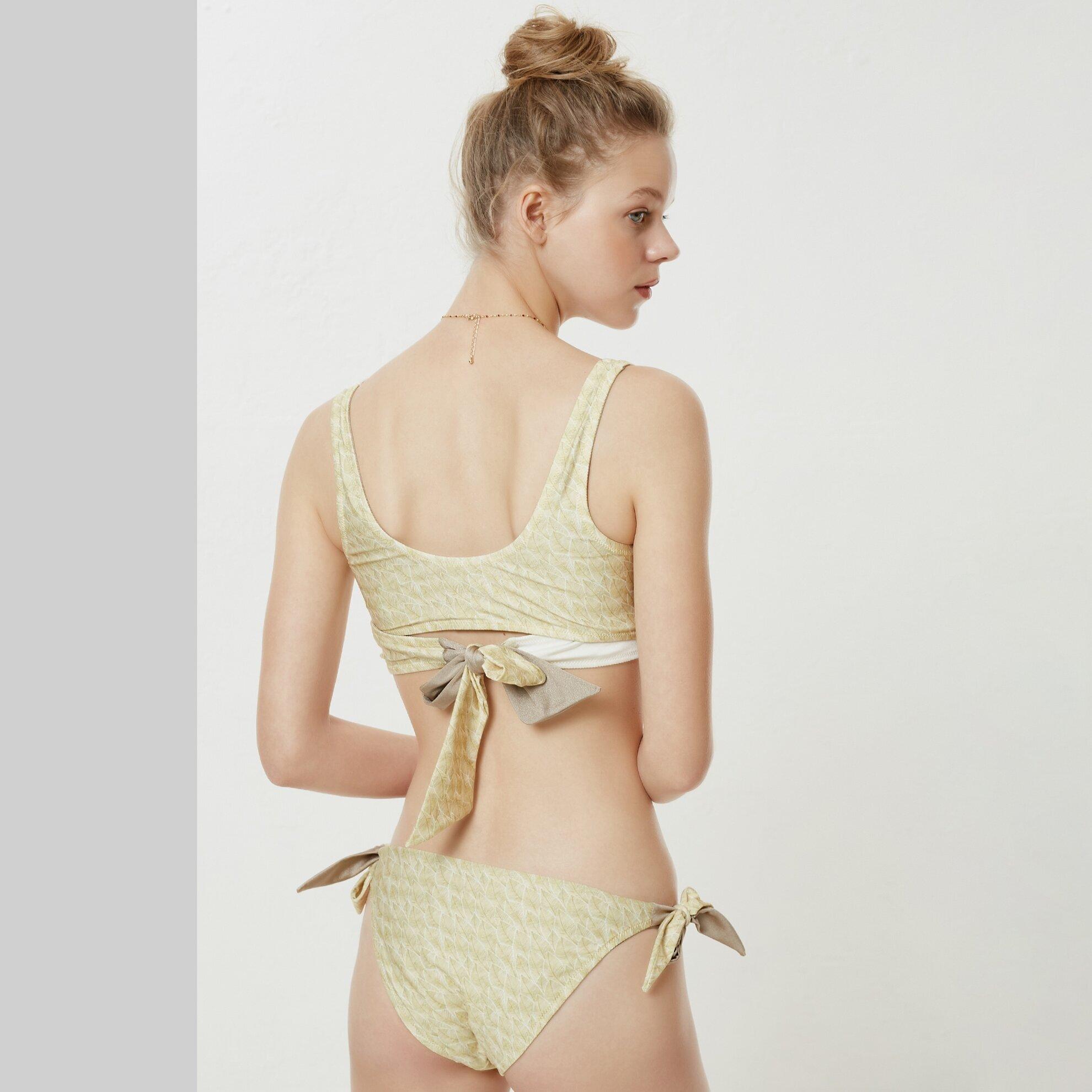 Çift Taraflı Bikini Alt