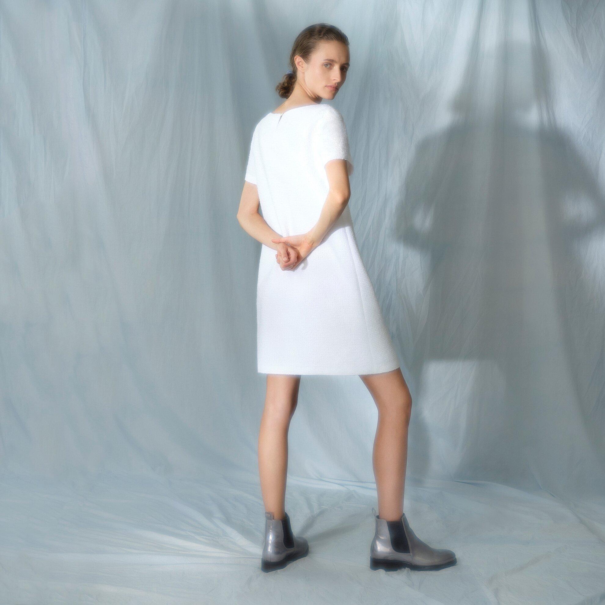 Cep Detaylı Elbise