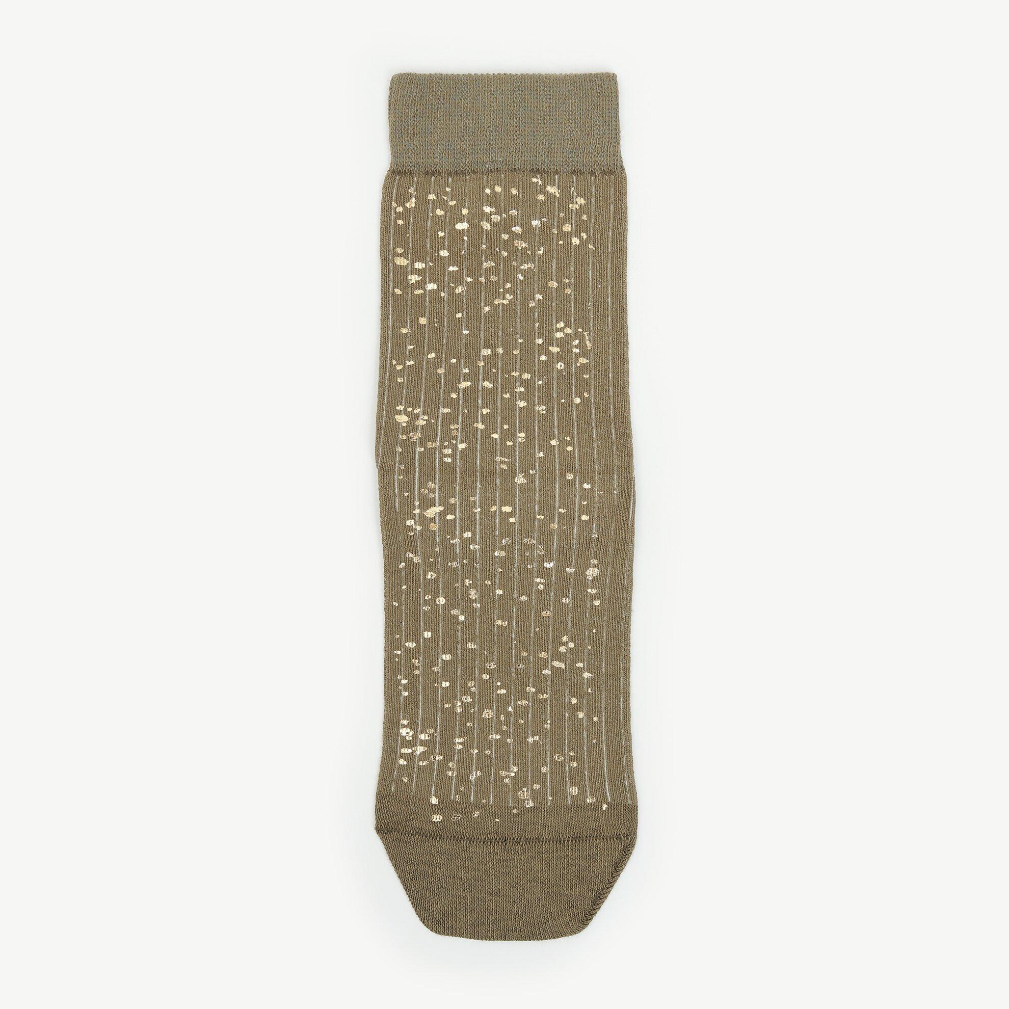 Varak Detaylı Çorap