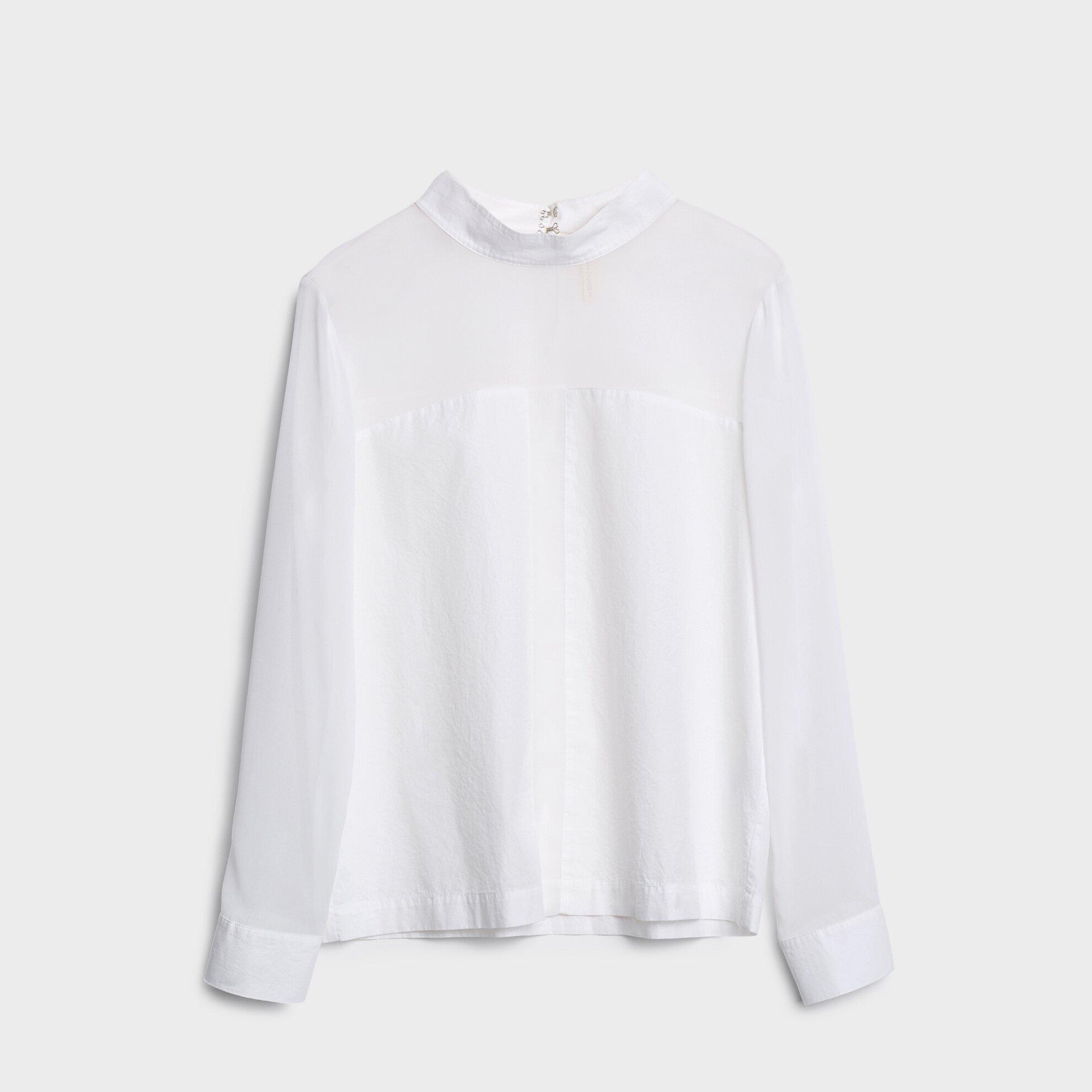 Panel Detaylı Gömlek