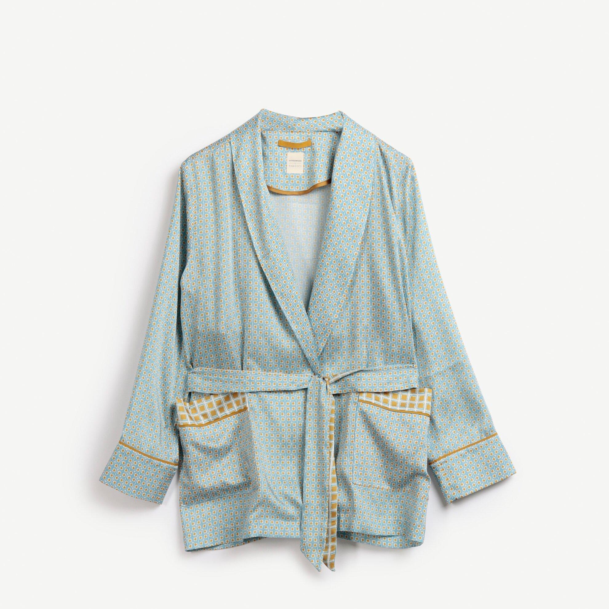 Pijama Ceket