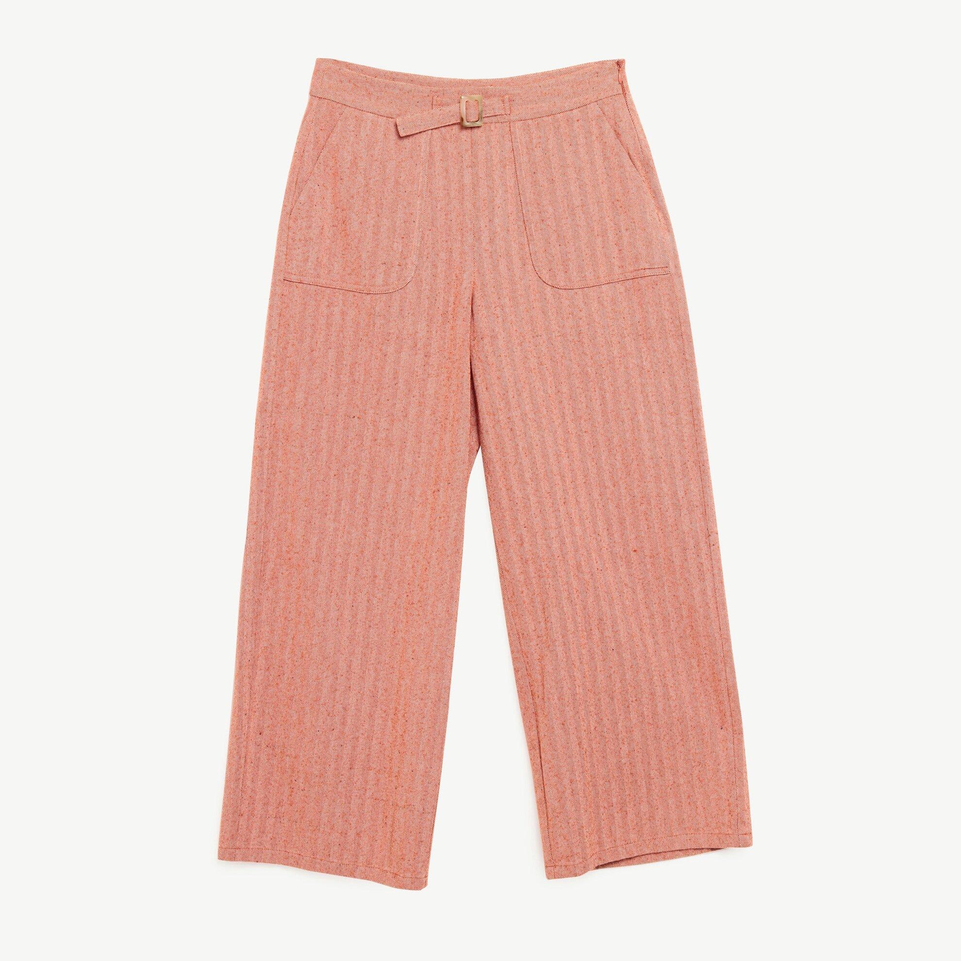 Cep Detayı Pantolon