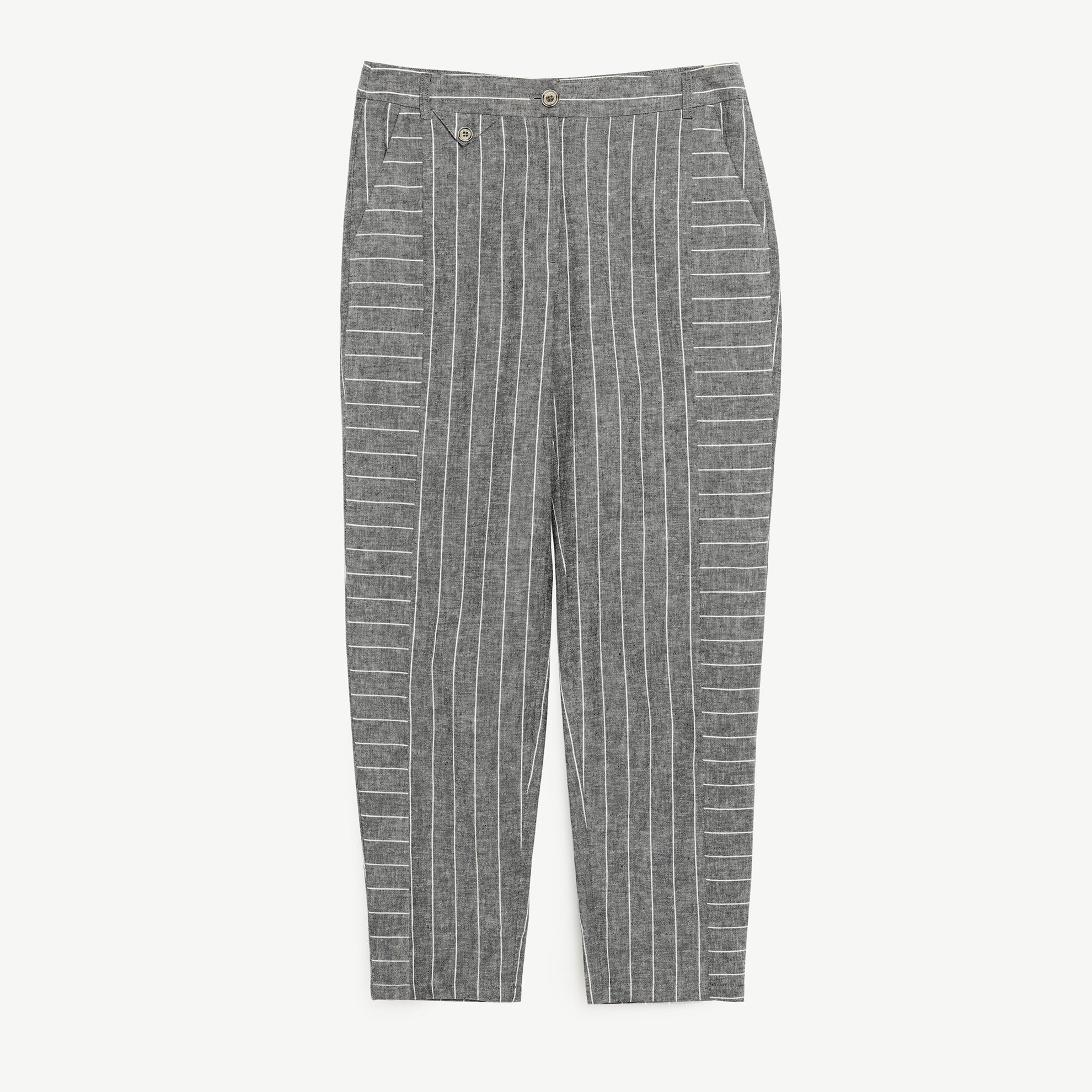 Panel Detaylı Pantolon