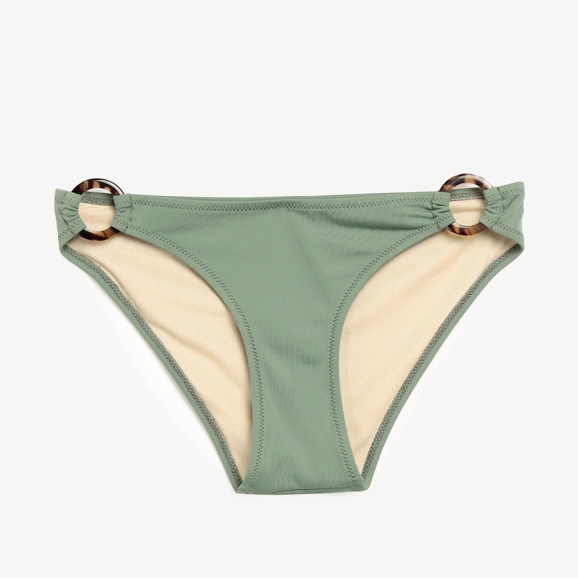 Toka Detaylı Bikini Alt