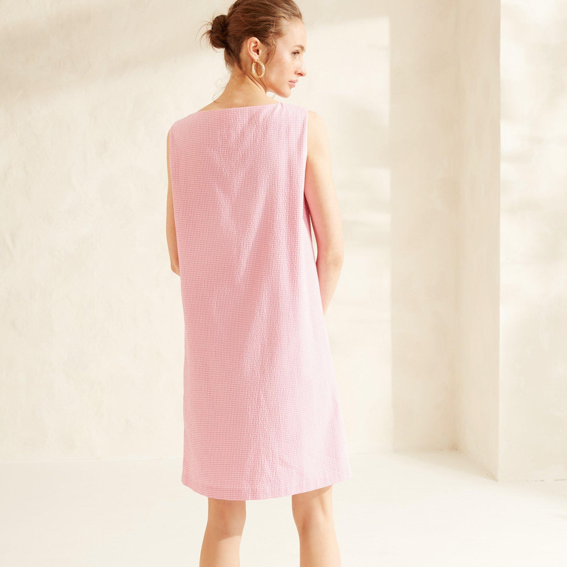 Kayık Yakalı Elbise
