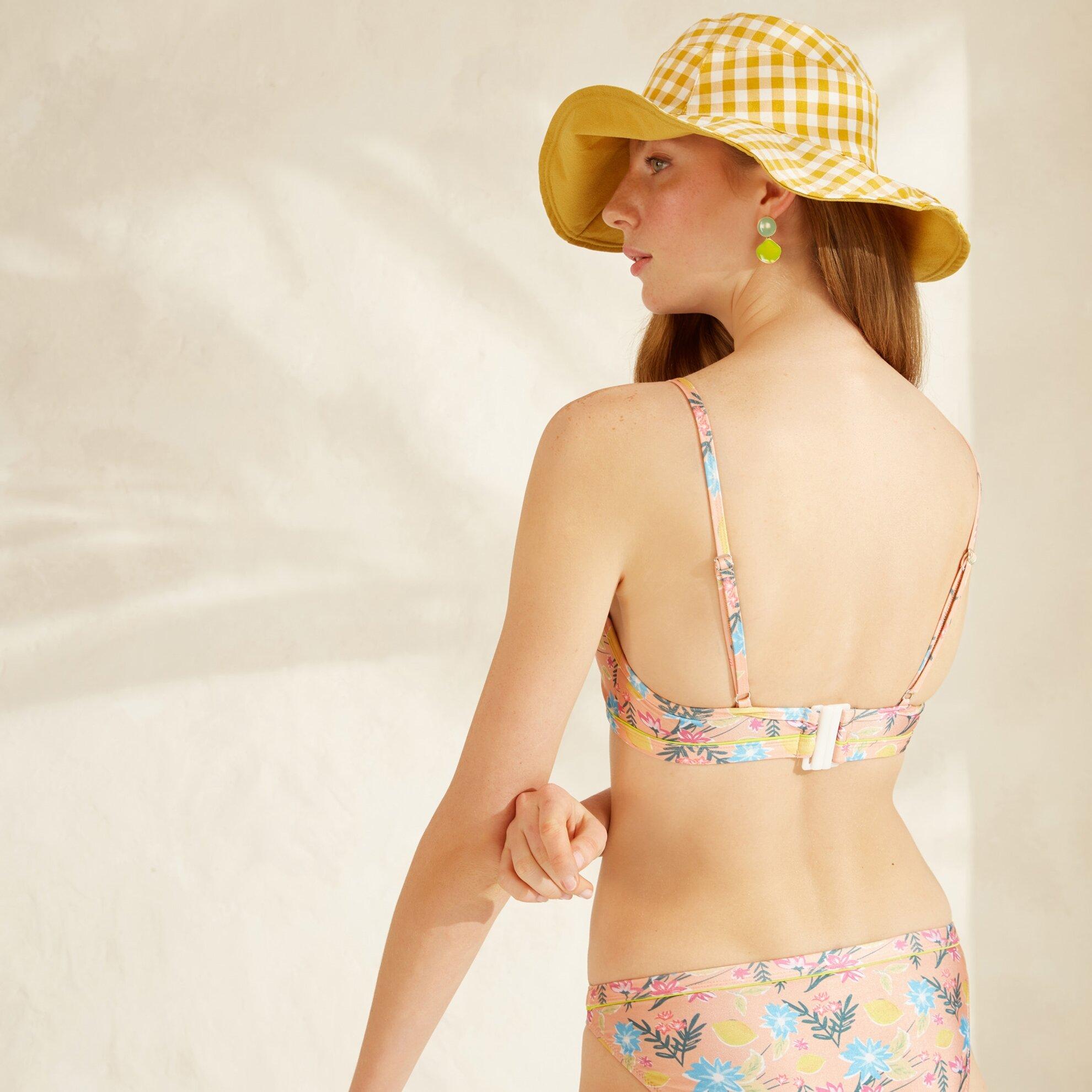Biye Detaylı Bikini Alt