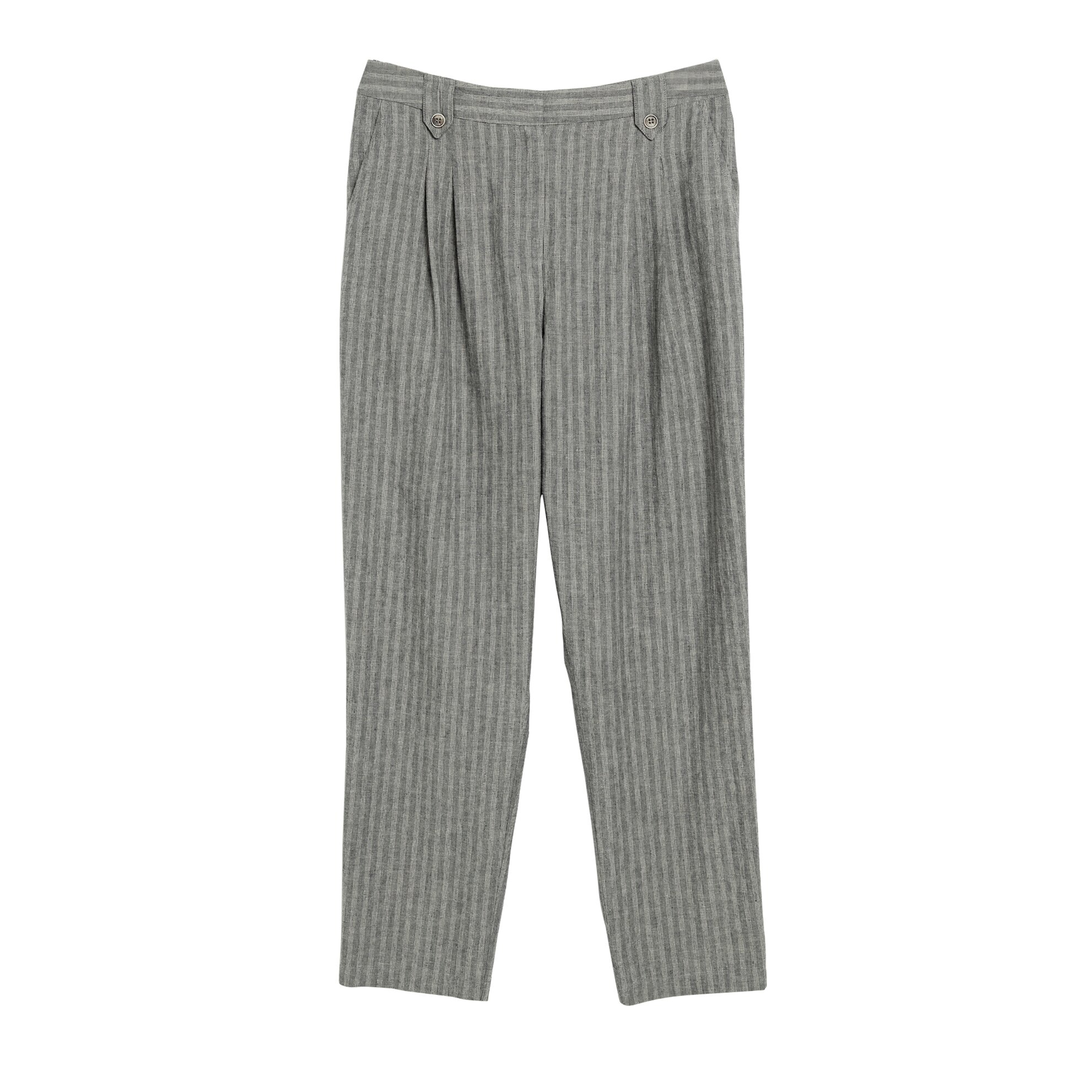 Kırma Detaylı Pantolon
