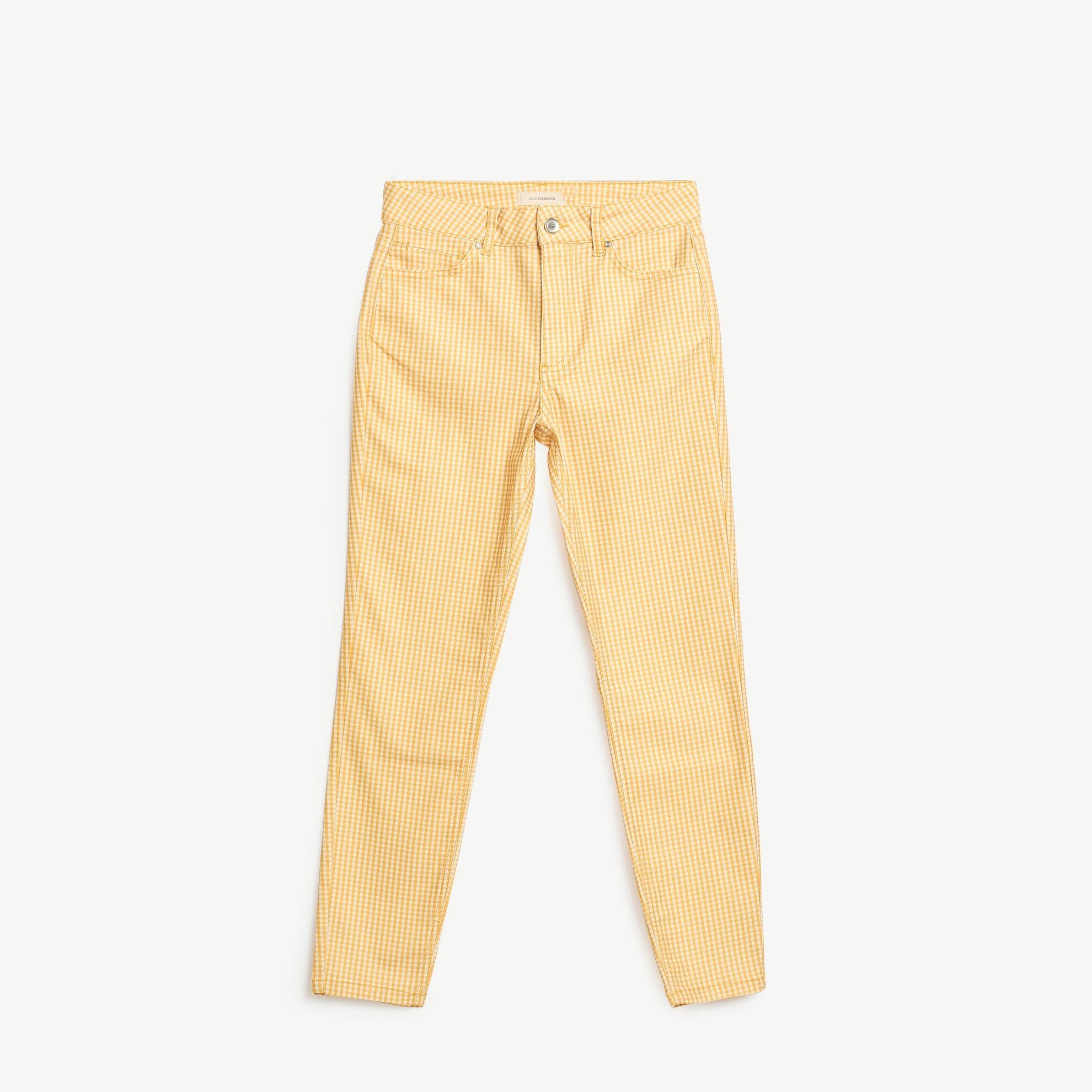Cep Detaylı Denim Pantolon
