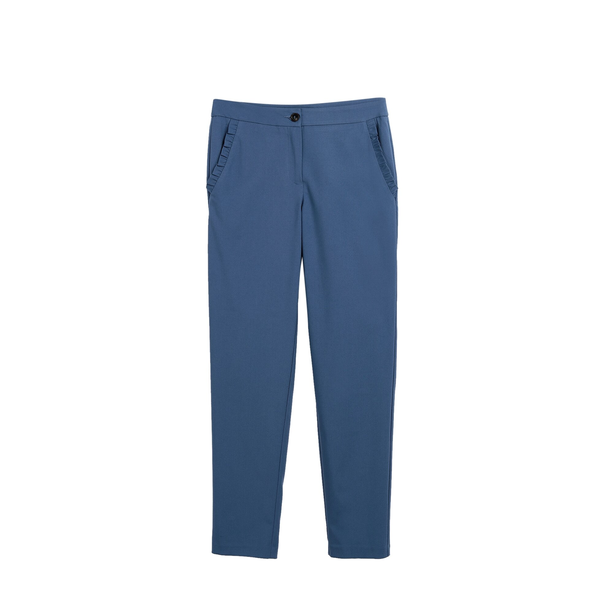 Cebi Büzgü Detaylı Pantolon