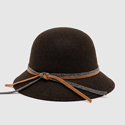 Resim Fiyonk Detaylı Şapka