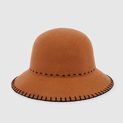 Resim Nakış Detaylı Şapka