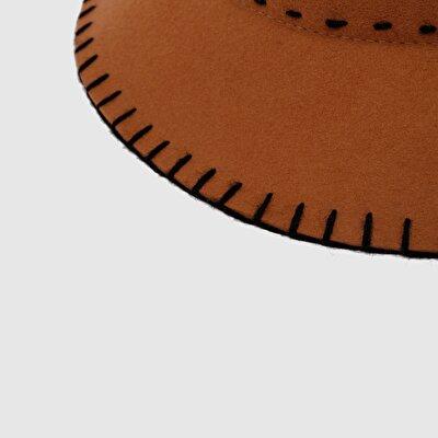 Mütze bestickt