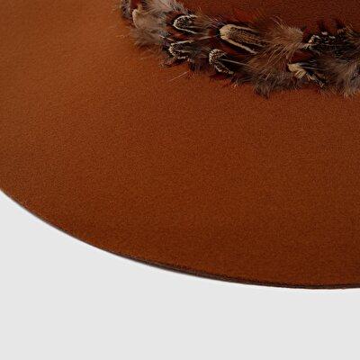 Resim Tüy Detaylı Şapka
