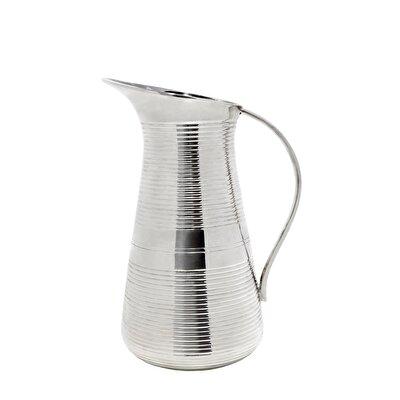 Resim Gümüş Kaplama Sürahi ( 21 X 14 Cm )