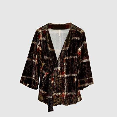 Resim Kimono Gömlek
