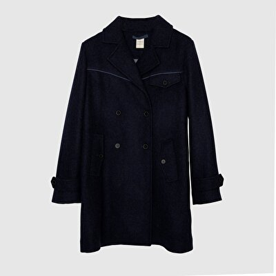 Picture of Pocket Detailed Coat