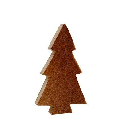 Dekoratif Çam Ağacı (14x24cm)