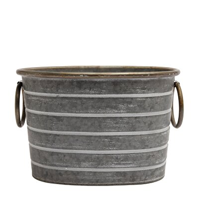 Picture of Metal Flower Pot ( 31 X 41 X 25,5 Cm )