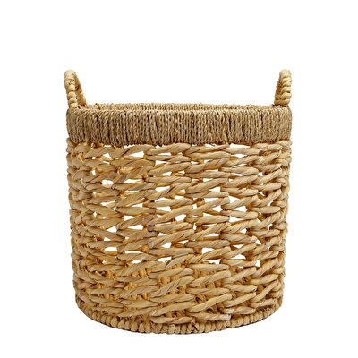 Picture of Straw Basket ( 34 X 38 X 39 Cm )