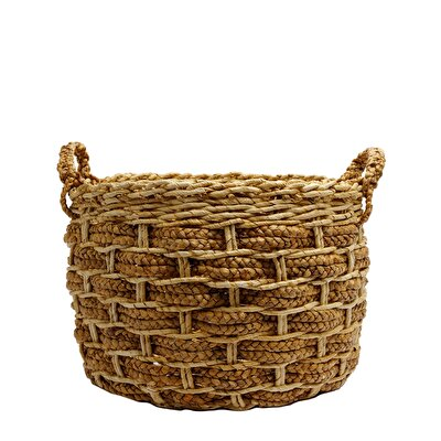 Picture of Straw Basket ( 52 X 56 X 40 Cm )