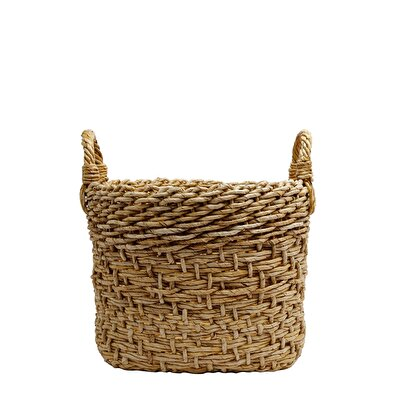 Picture of Straw Basket ( 44 X 46 X 48 Cm )