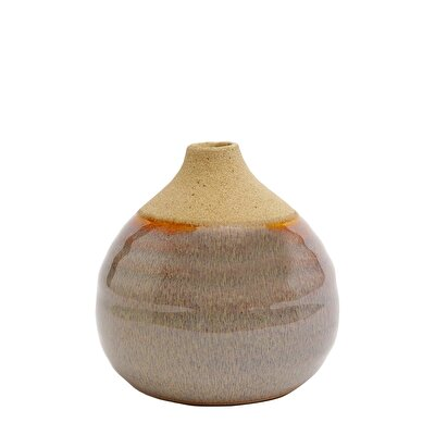Decorative Small Vase ( 9,5 X 9,5 X 9,5 Cm )