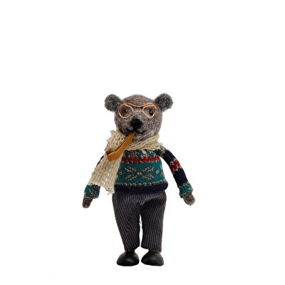 Picture of Decorative Dog Figure ( 8,5 X 14 Cm )