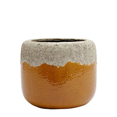 Decorative Flowerpot ( 16 X 16 Cm )