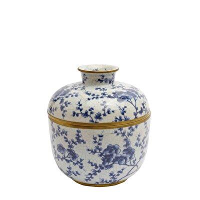 Picture of Hand Made Ceramic Vase ( 21 X 23 Cm )