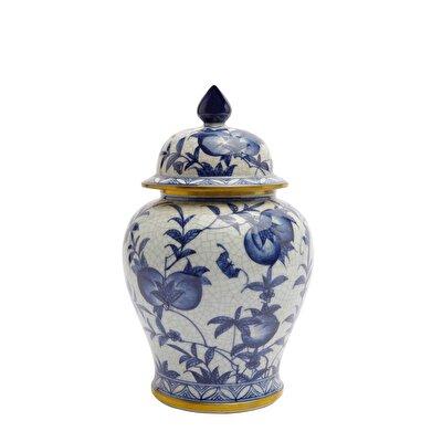 Picture of Hand Made Ceramic Vase ( 15 X 25,5 Cm )