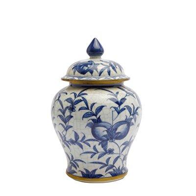 Picture of Hand Made Ceramic Vase ( 13,5 X 23 Cm )