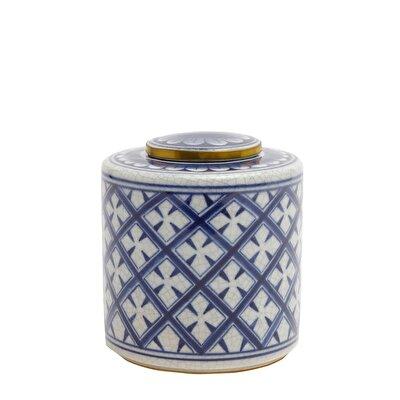 Picture of Hand Made Ceramic Vase ( 10,5 X 11 Cm )