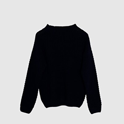 Picture of Swan Neck Textured Tricot