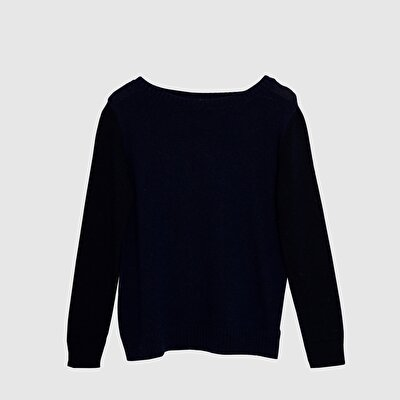 Picture of Long Sleeved Crew Neck Tircot